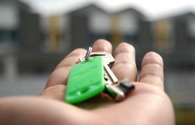 Wohnung im Sparkassengebäude Hohenlinden zu vermieten