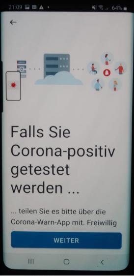 Corona-Warn-App hier herunterladen