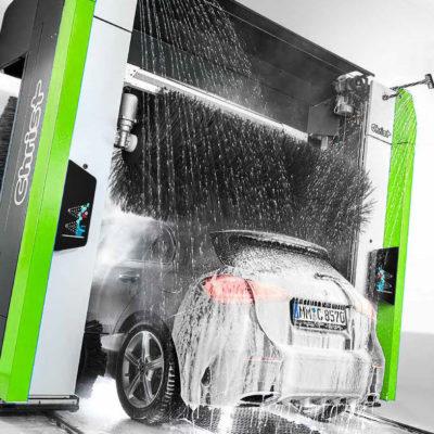 """Modernste Waschanlage im Erdinger Land steht in Isen - Jetzt eine von fünf """"Politur Pflege""""-Waschkarten gewinnen!"""