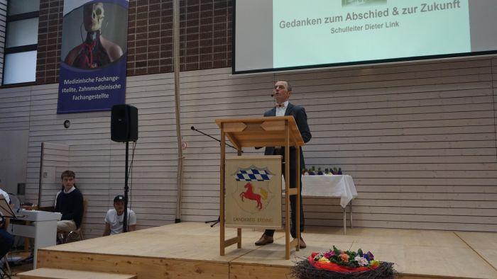 Live-Stream von der Berufsschule Erding Abschlussfeier geplant