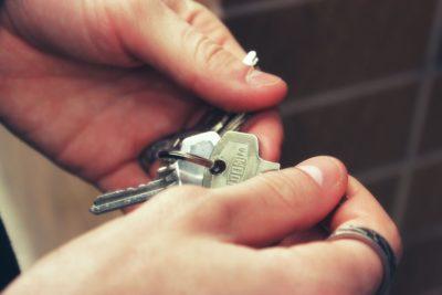 Wohnung im Sparkassengebäude in Haag zu vermieten