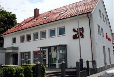 Isen: Wohnung im Sparkassengebäude frei