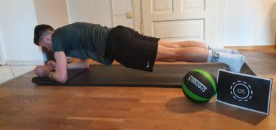 Fitness- und Personaltrainer Daniel Stangl: Jetzt gemeinsam powern!