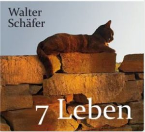 Musik CD Debüt-Album 7 Leben von Walter Schäfer
