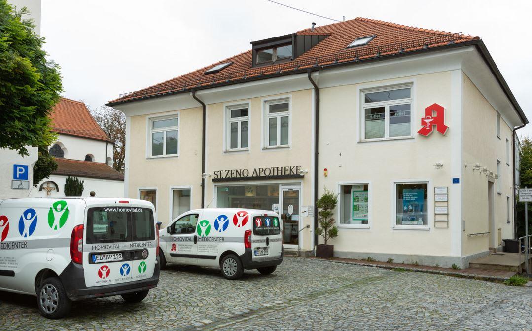 St.-Zeno-Apotheke Isen: Mitarbeiter gesucht!