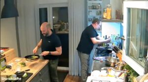 Kochshow Isen Thomas Klement, Thomas Hiemer